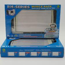 2 Lian Li RH-32 Mobile Racks ATA133 7200RPM HDD Cooling Fan Aluminum Inner Rack