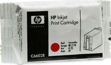 HP c6602r Ink cartucho para Addmaster ij 3200 6000 9000 rojo red OVP