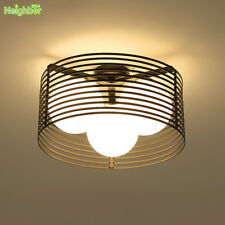 Modern Simple Round Ceiling Light Bedroom Lights Pendant Home Lighting Fixture