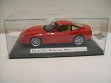 Ferrari 550 Maranello, 1996, red, UT-Models (Minichamps) 1:18