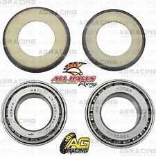 All Balls Steering Headstock Stem Bearing Kit For Kawasaki KX 125 1999 Motocross