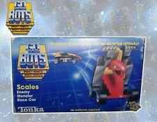 GOBOTS SCALES 100% MISB Vintage Tonka 1985 Enemy Monster Race Car Robot
