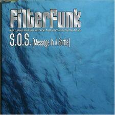 Filterfunk-SOS (Message in a Bottle) CD Single  New
