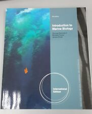 Introduction to Marine Biology, International Edition by James W. Small, George