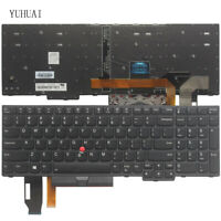 New For Lenovo IBM Thinkpad E580 E585 L580 P52 P72 Laptop US keyboard SN20P34095