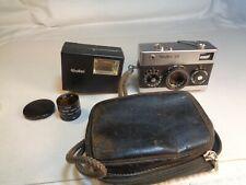New ListingVintage Germany Rollei 35 Film Camera Carl Zeiss Nr4904879 Tessar 1:3,5 f=40mm
