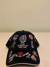 Rugby World Cup Rwc 2019 20 nations cap hat navy Japan New Usa