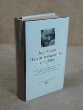 LA PLEIADE : JEAN GIONO / OEUVRES ROMANESQUES COMPLETES 2 - 1976