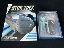 EAGLEMOSS STAR TREK COLLECTION- STARSHIP & MAGAZINE #42 - USS PASTEUR NCC-58925