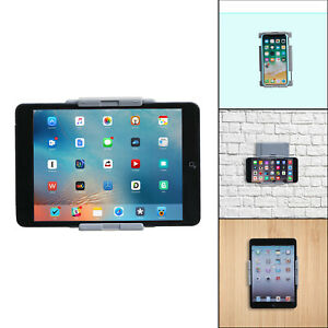 Universal Phones Wall Mount Holder for Smartphones and Tablets i Pad Pro 10.5 in