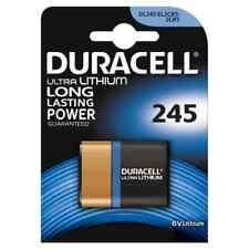 DURACELL Ultra Lithium 245 Blister 1 Batteria Litio 6 Volt