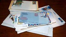 223x Brief Ganzsache GA Australien Australia Aerogramme Air Mail Lot Posten (64