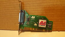 Used Lava Computer Parallel Port PCI Card