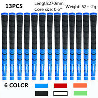 13pcs/Set Golf Grips Standard Size 600 Round Multi Compound Golf Club Grip