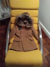 Ralph Lauren kids camel coat age 6 RRP £299