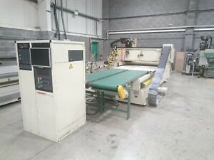 Used Thermwood C53 CNC Router (£9950+VAT)
