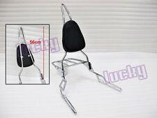 Backrest Sissy Bar for Honda Shadow VT600 VLX600 Deluxe 99 00 01 02-07 lu#Tr