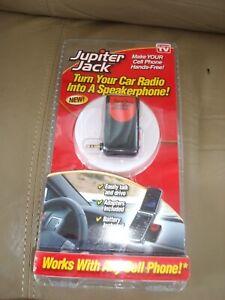 JUPITER JACK TURN YOUR CAR RADIO INTO A SPEAKERPHONE