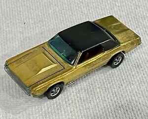 Hot Wheels Redlines Gold Custom T-Bird