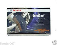 BOSCH QuietCast Front Disc Brake Pad Set for e70 e71 BMW x5M x5 M / x6M x6 M
