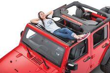 87-17 Jeep Wrangler YJ TJ LJ JK JKU Jammock Black 2.0 Jeep Hammock # 22393