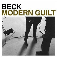 Beck Modern Guilt LP Vinyl 2015 Repress 33rpm