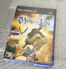 VINTAGE#PS2 PLAYSTATION 2 THE MARK OF KRI  #PAL ITA SEALED SIGILLATO