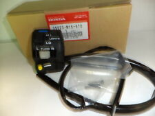 GENUINE HONDA SWITCH SET HORN TURN SIGNALS HIGH LOW XR650L
