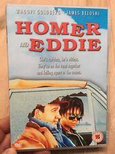 Homer and Eddie-James Belushi, Whoopi Goldberg(R2 DVD)Genuine UK Release 1989