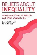 Beliefs About Inequality: Americans' Views of What Is and What Ought to Be