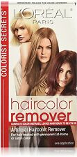 LOreal Colorist Secrets Haircolor Remover 1 Each (Pack of 2)