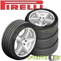 4 Pirelli P-ZERO All Season Plus 245/40R18 97Y PZERO Ultra High Performance Tire