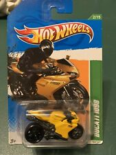 2012 Hot Wheels Treasure Hunt #2 Ducati 1098