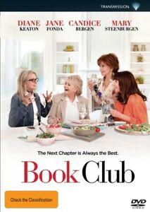 BOOK CLUB DVD NEW Region 4
