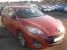 2010 Mazda 3 1.6L Petrol  *Accident Damaged*