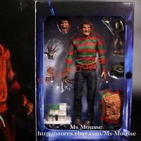 "NECA Nightmare on Elm Street Freddy Ultimate Dream Warriors 7"" Action Figure New"