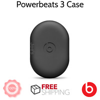 Beats By Dre Powerbeats 3 Wireless Black Rubber Silicone Case Pouch