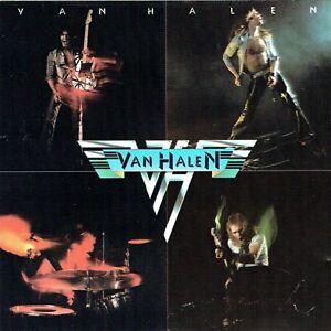 (CD) Van Halen - Runnin' With The Devil, You Really Got Me, On Fire, u.a.