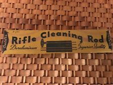 Vintage Rifle Cleaning Rod Kit by Outers-1960's