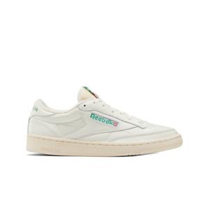 Reebok Men's Club C 85 Vintage Shoes NEW AUTHENTIC Chalk/Paperwhite V67899