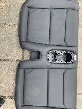 2012-2018 Tesla Model X Third 3rd Row Seat Bottom Cushion Black 1067381-00-A