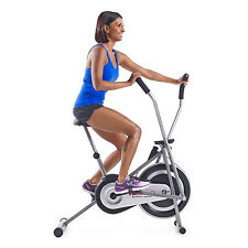Exercise Upright Bike Indoor Stationary Bicycle Cardio Workout Trainer Cycle Gym