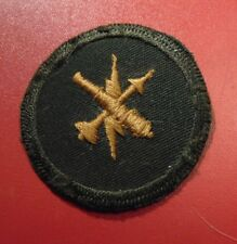 Canadian Forces Gunnery Instructor Anti Aircraft trade qualification badge 1