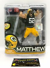 NFL Green Bay Packers Clay Matthews McFarlane Series 28 - Brand New Sealed!