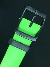 Swatch Smooth Plastic Green 16 mm Strap Genuine Watch Strap Band Bracelet