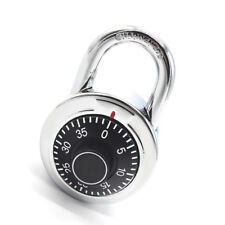 Cipher Safe Lock Wheel Rotary Padlock Combination Padlock Password Lock
