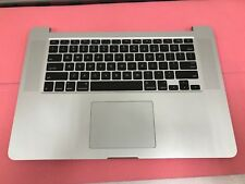 "15"" MacBook Pro Retina A1398 Top Case/Battery/Cover Late 2013 Mid 2014 Tested"