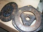 VINTAGE OLIVER  55 GAS TRACTOR -CLUTCH & PRESSURE PLATE ASSEMBLY