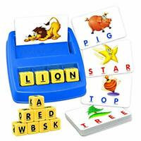 ATOPDREAM Toys for 3-8 Year Old Boys Girls,Matching Letter Game Educational