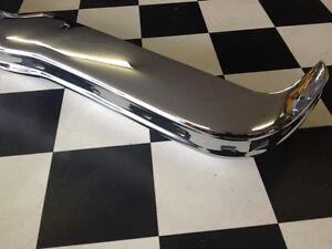 Holden HJ HX HZ Monaro Front Bumper Bar (no/holes) Sedan Ute Van RECOED EXCHANGE